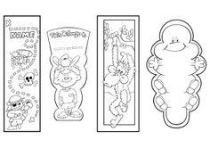 Au rayon des « Inclassables », voici une collection de 10 petits marque-pages fort sympathiques à...