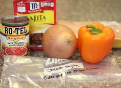Repeat Crafter Me: Crock Pot Freezer Meals (for Summer!)