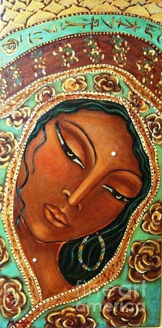 """Beloved Goddess Quan Yin, Great Mother of Mercy and Compassion.  """"I am a Buddhist and a Jew, I am a Muslim and a Christian too. I am everything that ever was, a part of all life from the Eternal First Cause""""."""