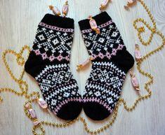 Socks, Winter, Fashion, Pattern, Winter Time, Moda, Fashion Styles, Sock, Stockings