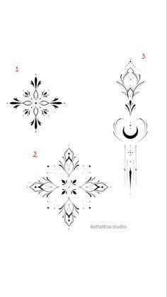 Petite Tattoos, Mini Tattoos, Cool Tattoos, Inspiration Tattoos, Mandala Tattoo Design, Tattoo Designs, Chess Tattoo, Sword Tattoo, Geometric Mandala