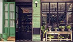 ≥ aanbieding handvorm terracotta tegels oud groen tegels