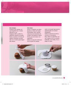 Cobertura de los cupcakes by Mercado Natural - issuu