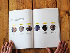 Pixel..Perfect, an internship report by Edwin de Jongh, via Behance