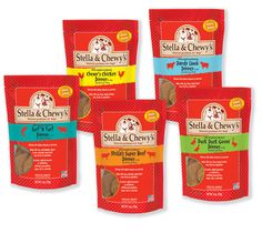 Stella and Chewy's FRESH from the FARM Pet Food. All-natural frozen and freeze-dried raw petfood for dogs and cats.