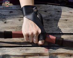 Brassard en cuir ext/érieur bras de protection de tir /à larc de bras de garde de gants Cosplay poignet m/édi/éval /équipement de protection de photographie accessoires Punk garde ceinture Ceinture