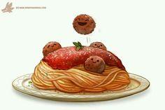 Spaghetti & polpette
