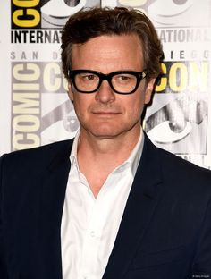 Colin Firth Photos - Actor Colin Firth attends Century Fox Press Line during Comic-Con International 2014 at Hilton Bayfront on July 2014 in San Diego, California. - Century Fox Press Line - Comic-Con International 2014 Colin Firth, Rodrigo Santoro, Kit Harrington, Stephen James, Jane Eyre, Cary Grant, Michael Fassbender, Actor Keanu Reeves, Thor