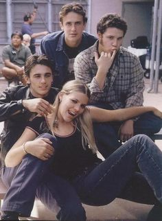 Freaks and Geeks...and this is when I feel for Seth Rogen and Jason Segel. I'm really glad they've come so far!