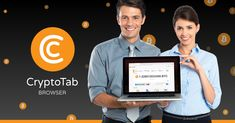 CryptoTab Browser - Lightweight, fast, and ready to mine! Bitcoin Mining Software, Free Bitcoin Mining, Navigateur Web, Le Web, Best Cryptocurrency, Cryptocurrency Trading, Fast Browser, Web Browser, Blockchain