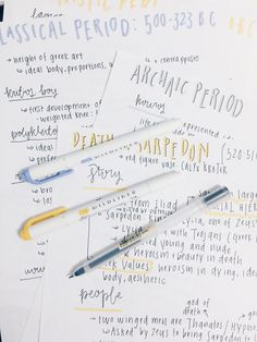 — studyplants: oikawastudies: art history notes +...