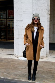 Street Style From New York Fashion Week, Day 3 | StyleCaster