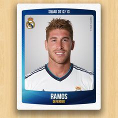 Real Madrid Collections - Sergio Ramos