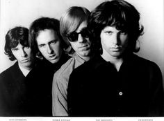 The Doors, a long time favorite rock and roll band from the 70's. Check the blog post...