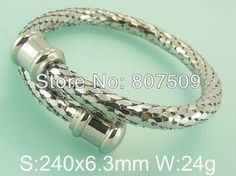 Accessories Hot Selling Stainless Steel Cuff Bangle Bracelet Wholesale Fashion Costume Jewelry New Arrival Product BF14266