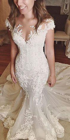 Mermaid Wedding Dress,Bridal Dresses BDS0230