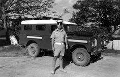 RAF Police Vehicles