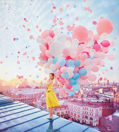 Волшебно прекрасный мир фотохудожницы Кристины Макеевой « FotoRelax