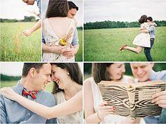 Идеи для фотосесии Love Story - Фотосессия на ферме или ранчо