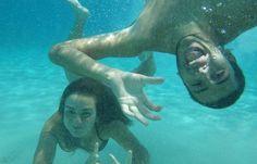 Exploring the underwater Aegean Sea