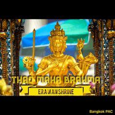 Erawan Shrine Bangkok BTS Chitlom Thailand B. Bangkok, Tourism, Thailand, Image, Turismo, Travel, Traveling