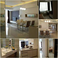Apartemen taman anggrek - jakarta Simple clean look