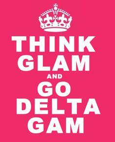delta gamma love <3