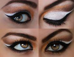Roar! makeup https://www.makeupbee.com/look.php?look_id=92016