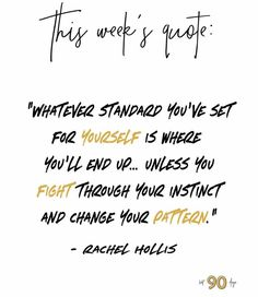challenge from Rachel Hollis. Book Quotes, Me Quotes, Motivational Quotes, Inspirational Quotes, Inspirational Words Of Encouragement, Story Quotes, Wisdom Quotes, Challenge Quotes, 90 Day Challenge