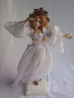 BJD Syksy espíritu de otoño una muñeca de por Porcelainbjddolls