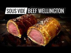 Sous vide Beef Wellington, opskrift på den klassiske blærerøvsret, der er et sikker hit til nytårsmenuen.