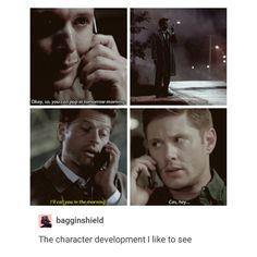 supernatural tumblr textpost destiel castiel cas