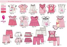Newborn Baby collection made for international wholesaler