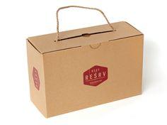 REEF COASTAL CRUISERS & RESRV SHOES PACKAGING on Packaging Design Served