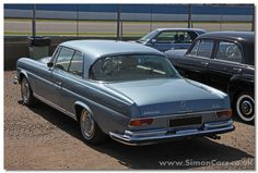 buy mercedes w111 fintail coupe - Google Search