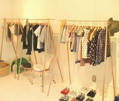 clothes fixtures