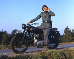 Motorbike Moments in the Movies | The Rod and Tappet | BritBike Forum