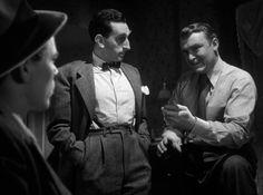 The Killers, 1946, Robert Siodmak, Jeff Corey Albert Dekker,