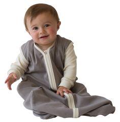 Sleeveless Organic Cotton Knit Newborn Sleep Sack | Castleware: Organic Fabric Baby Clothes and Blankets