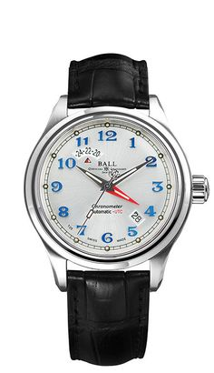 Welcome to BALL Watch - Cleveland Express Dual Time