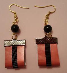 Bijoux Diy, Diy And Crafts, Jewelery, Jewelry Making, Drop Earrings, Etsy, Personalized Items, Bracelets, Ear Rings