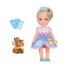 Disney Princess Petite Doll - Cinderella and Gus