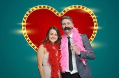 Love #jellybooth #photobooth #funbooth #greenscreen #littlebookforbrides