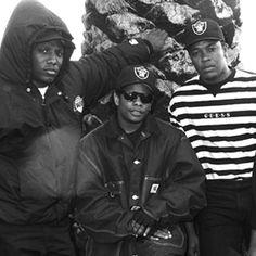 N.W.A., MC Ren, Eazy E, Dr. Dre