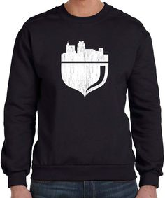 edaaba2e North Carolina Black Acorn Sweatshirt by OakCityCollection on Etsy Acorn,  Print Design, Sweatshirts,
