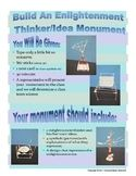 Enlightenment Thinkers Monument Activity