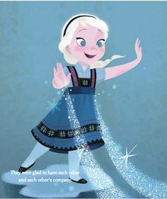 Frozen - Elsa #disney