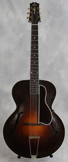 Vintage 1931 Gibson L - 5 Archtop Guitar
