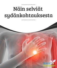 Näin selviät sydänkohtauksesta   Tieto siitä, miten #sydänkohtaukseen tulee #reagoida, saattaa #pelastaa oman tai jonkun muun hengen.  #Mielenkiintoistatietoa