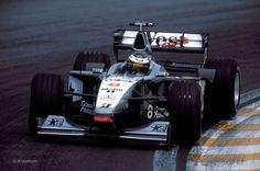 McLaren MP4/13 Mercedes - #8 Mika Hakkinen 1998